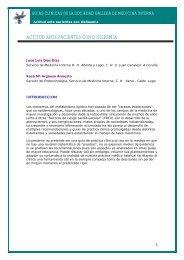 Actitud ante pacientes con dislipemia - Sociedad Gallega de ...