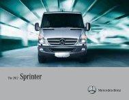 Sprinter Brochure - TheSprinter.ca