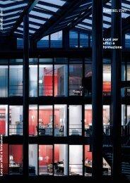 Luce per uffici e formazione - Istituto Tecnico Statale Belzoni Boaga