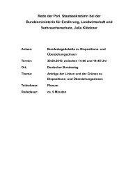 und Überziehungszinsen (PDF, 84 KB) - Julia Klöckner