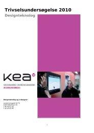 Trivselsundersøgelse 2010 - KEA