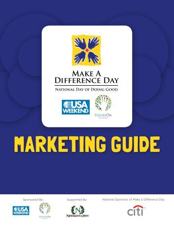 Marketing Guide - USA Weekend