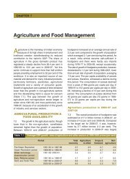7. Agriculture and Food Management - Union Budget & Economic ...