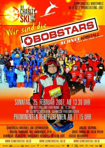 Schneekristall - Bayerischer Skiverband