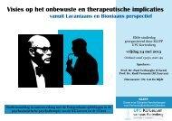 Visies op het onbewuste en therapeutische implicaties