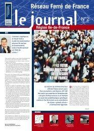le futur schéma directeur de la région ile-de-france - RFF