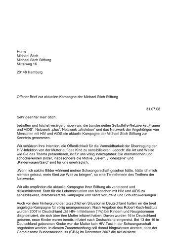Michael Stich - AIDS-Hilfe Wuppertal eV