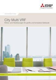 City multi VrF - Lossnay - Mitsubishi Electric