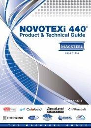 NOVOTEXi 440 - Macsteel