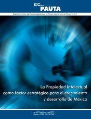 No. 65 Noviembre de 2011 Número ISSN: 1 870-2062 - ICC México