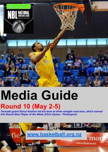 2012 Bartercard NBL Media Guide (Round Ten) - Basketball New ...