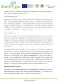 Constructed wetland and flowforms for sewage treatment - Ecovillages - Page 2