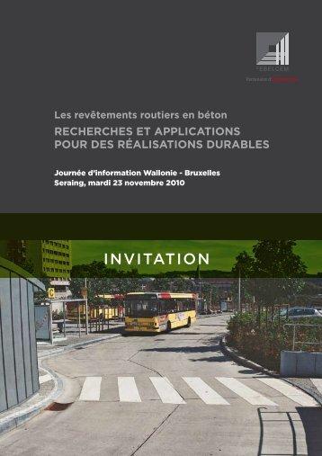 INVITATION - Febelcem