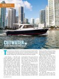 Cutwater 30 test in Sea Magazine - Cutwater Boats - Page 2
