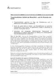 Download Presseinformation - Chemie.at