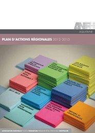 plan regional 2012-2015 - Anfh