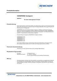 PInfo Censperse.pdf - Chemie.at