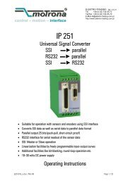 IP 251 - Elektro-Trading