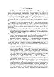 DGR. n. 53 del 15/01/2010 - Terza età