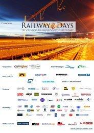 9-10 October 2012, Bucharest, Pullman Hotel - Railway Days 2013 ...