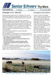 nyhedsbrev 27.indd - Senior Erhverv Danmark