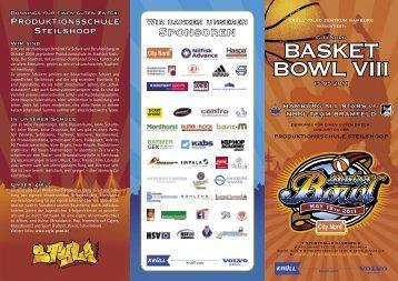 BASKET BOWL VIII - City Nord Basket Bowl IX