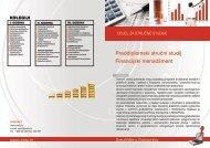 Financijski menadžment