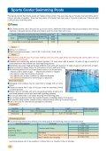 Minato City Sports Center Guide - Page 6