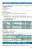 Minato City Sports Center Guide - Page 7