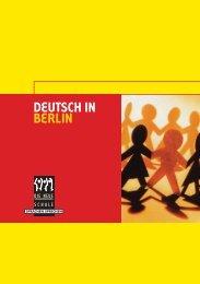 DIE NEUE SCHULE - Deutsch in Berlin