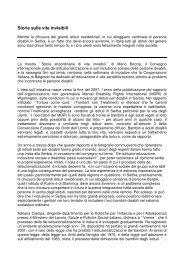 Intervista Canevaro Univ.Bologna - Cooperazione Italiana allo ...