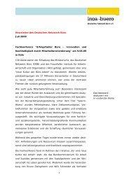 PDF: 44 KB - Deutsches Netzwerk Büro