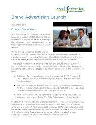 Brand Advertising Launch