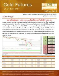 20 May 2013 Main Page - Gold.in.th