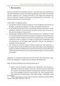Analiza możliwości finansowania podmiotów ekonomii społecznej w ... - Page 5