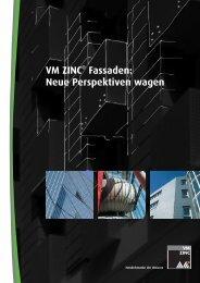 VM ZINC Fassaden - Umicore Bausysteme GmbH