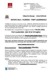 USA estate 2011.pdf - Collegio San Giuseppe - Istituto De Merode