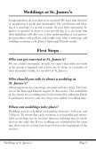 Weddings - St. James's Episcopal Church - Page 4