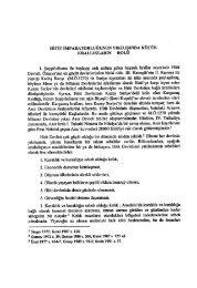 Süleyman Özkan, Hitit İmparatorluğu'nun Yıkılışında Küçük ...