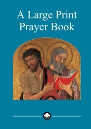 A Large Print Prayer Book - Ignatius Press