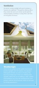 Why Skylights Brochure - Velux - Page 3