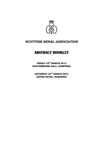 Download - The Scottish Renal Registry