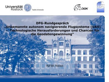 DFG-Rundgespräch