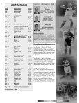2005 Mercer Softball Media Guide - Mercer University - Page 2