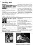 2005 Mercer Softball Media Guide - Mercer University - Page 4