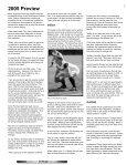 2005 Mercer Softball Media Guide - Mercer University - Page 5