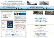 PROGRAM 2009 | 2010 - Håndværksrådet