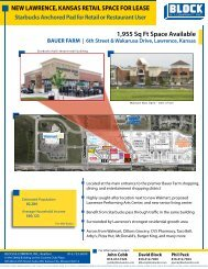 Bauer Farm - Starbucks Building.indd - Block and Company