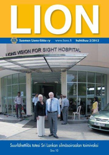 Suurlähettiläs totesi Sri Lankan silmäsairaalan toimivaksi