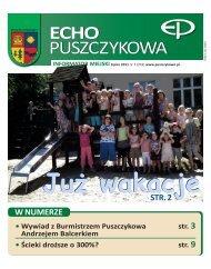 Lipiec 2011 - Puszczykowo, Urząd Miasta
